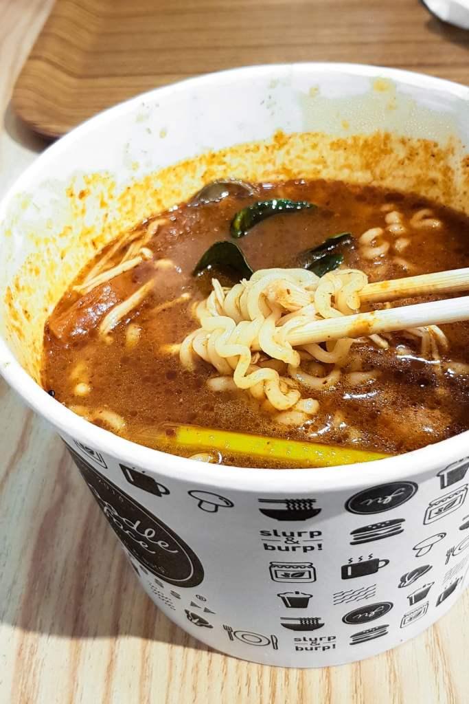 noodle face express noodles