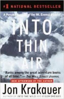 into thin air quotes