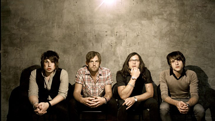 Kings of Leon Cold Desert