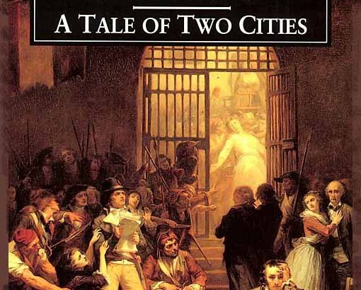 A Tale of Two Cities Book Cover