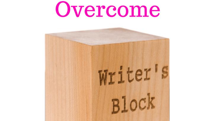 Tips for Writer's Block