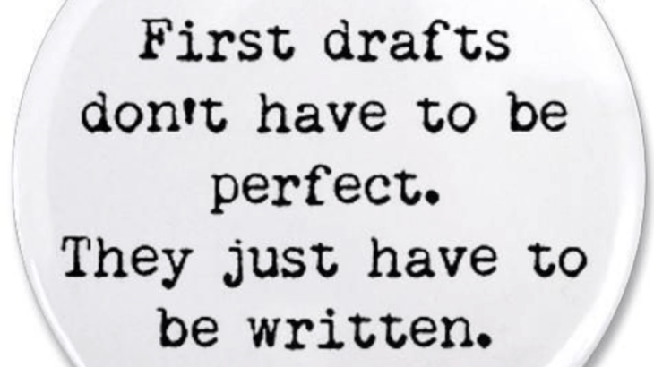 first drafts writers
