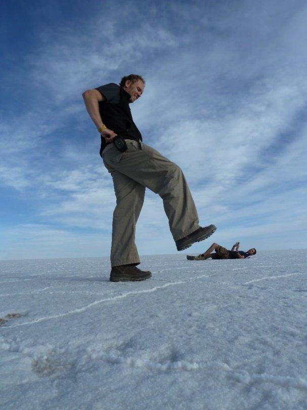 Salt Flats Stomp