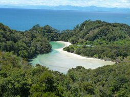 Able Tasman secluded bays