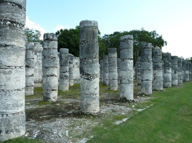 1000 column area of the site (actually 600ish columns)