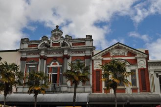 Wanganui buildings keep their original facades