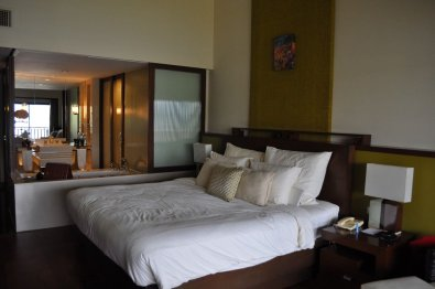 Our room at Anantara Resort & Spa