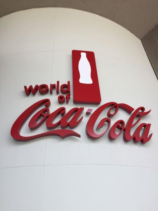 World of Coca-Cola