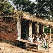 Journey to Agra