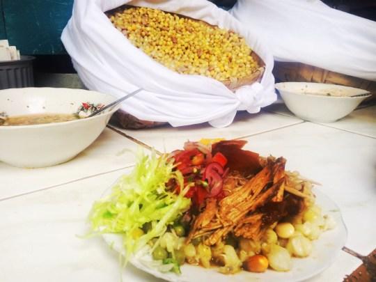 Ecuadorian Food