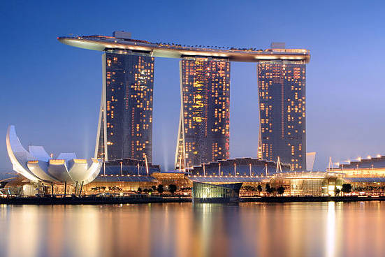 Marina Bay Sands: Singapore's Most Epic Hotel