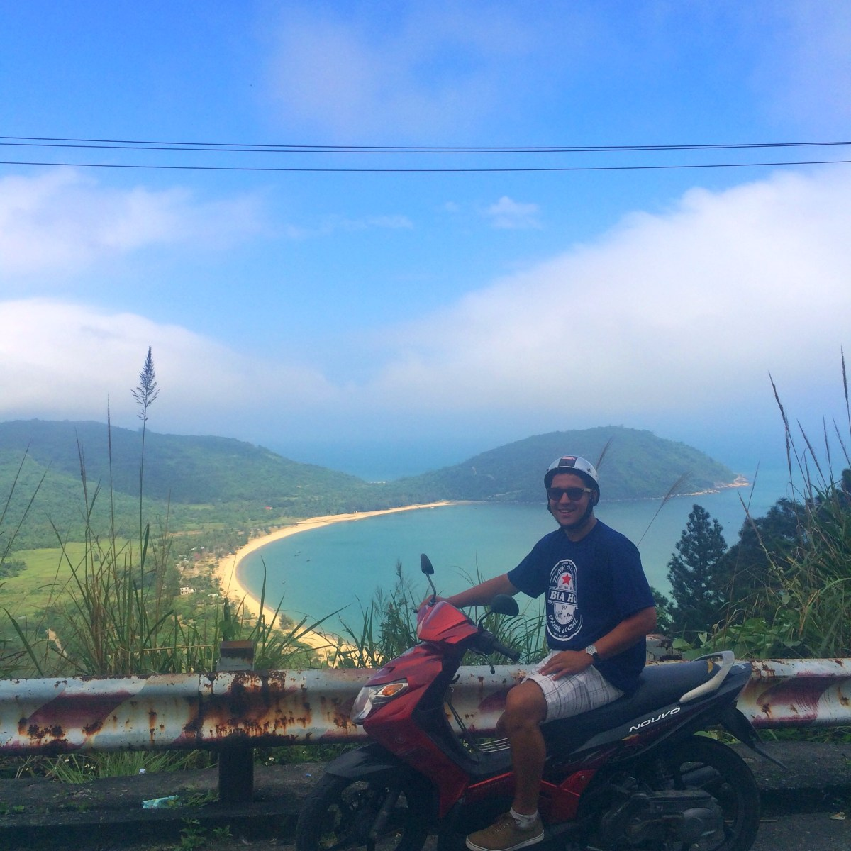 Hai Van Pass: A Day Exploring Vietnam by Motorbike
