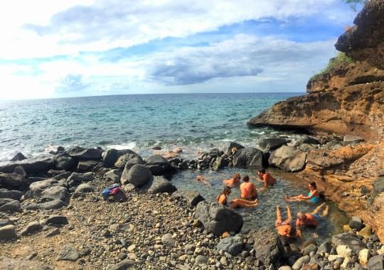 Guadeloupe Hot Baths