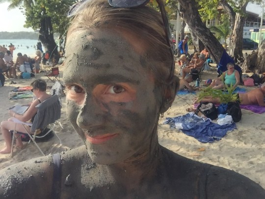 Guadeloupe Thermal Mud Treatment