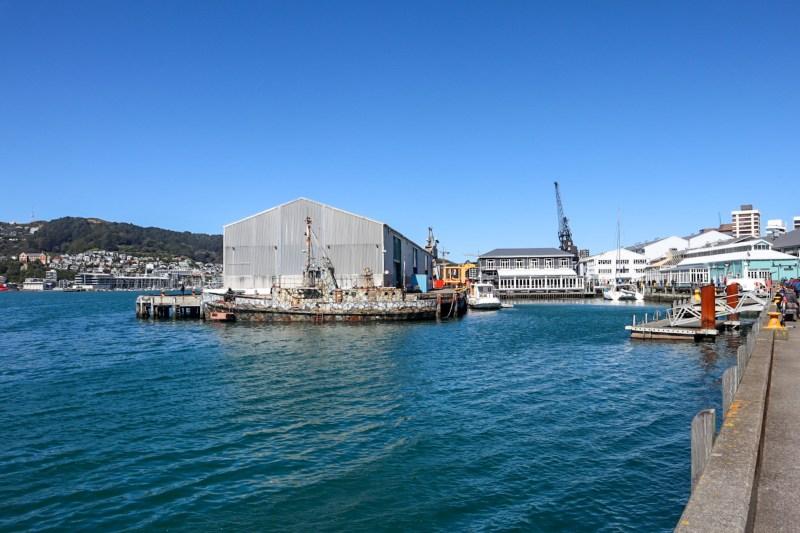 Wellington Waterfront Walk