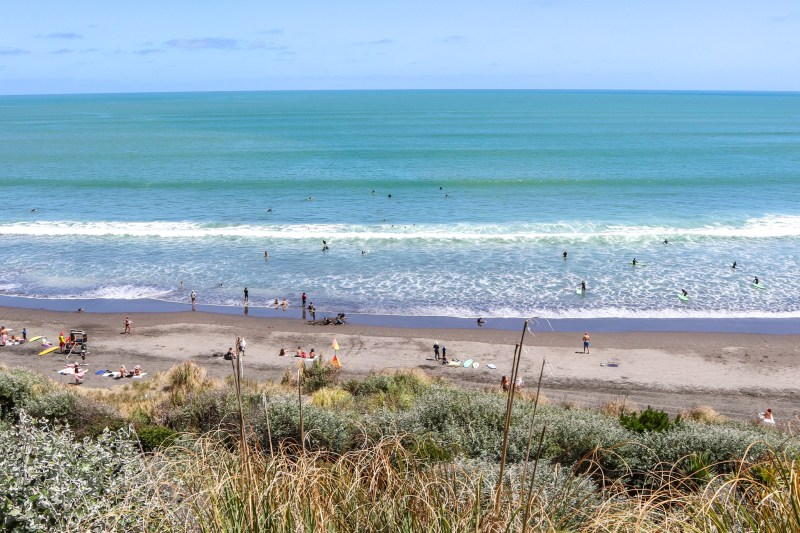 Raglan New Zealand Surf