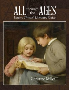All Through the Ages by Christine Miller | nothingnewpress.com