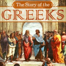 The Story of the Greeks by H.A. Guerber, expanded by Christine Miller | Nothing New Press at nothingnewpress.com