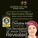 Christine Miller on Hebrew Nation Radio | nothingnewpress.com