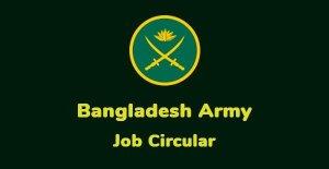 Read more about the article Bangladesh Army Civil Job Circular 2021 (628 Vacant Posts)