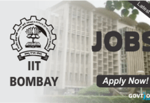 Project Assistant IIT Bombay