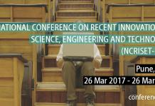Conference Science Engineering Technology Pune