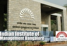 IIM Bangalore Conference Supply Chain Management 2018