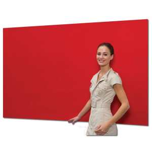 Flameshield (Class 0) Fire Retardant Unframed Notice Boards