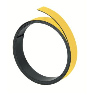 Franken Yellow Magnetic Strip 10mm x 1m