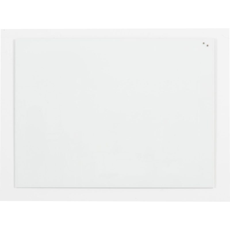 Franken Glass Board White magnetic 1500 x 1200mm