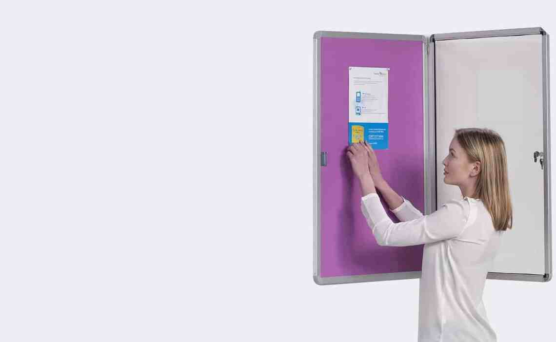 Indoor Tamperproof Noticeboards