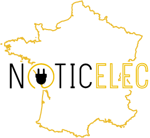 Logo Noticelec map france