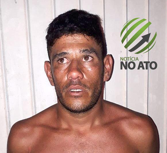 Envolvido em assalto de entregador de Pizza é preso pela PM