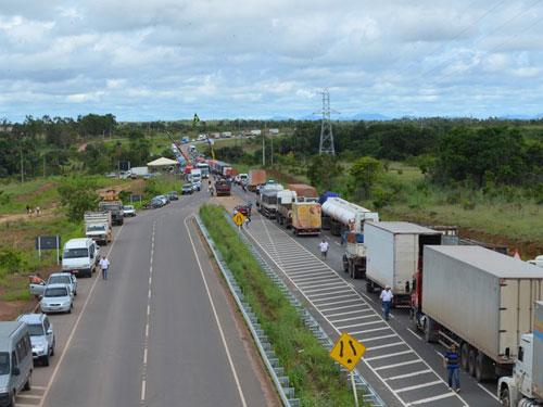 Manifestação em Roraima/RR