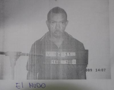 MARACAIBO,VENEZUELA:23/11/2009 CICPC SAN FRANCISCO REALIZO EL VIERNES EN LA COROMOTO LA CAPTURA DE 2 DE LOS ASESINOS DE LA TRAVESTI VIOLETA  ASESINADA EN DIAS PASADO DE NOMBRES JOSE ALBERTO FUSIL DE 42 ANOS Y MAIKEL LEON DE 24 ANOS