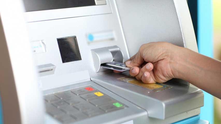 Este es el mensaje de los cajeros automáticos tras anuncio de Nicolás Maduro (Imagen)