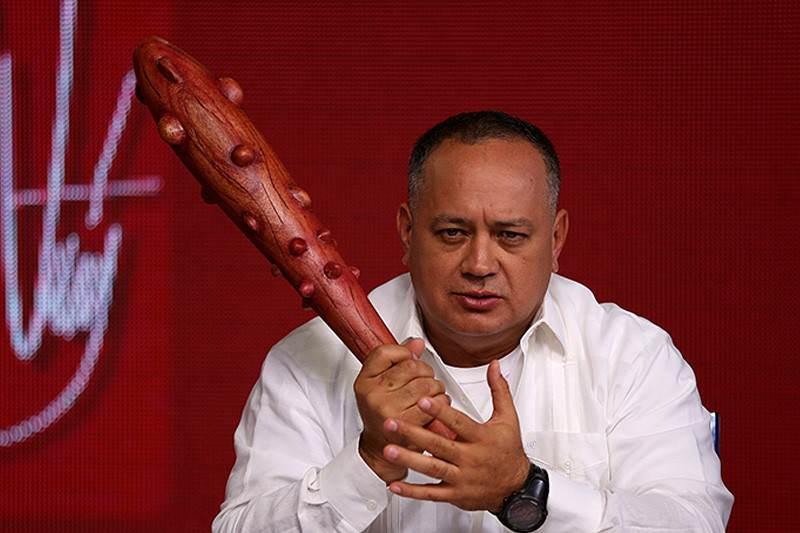 """La amenaza de Diosdado Cabello: """"No duerman el 24 y 31 porque San Nicolás les dará una sorpresita"""""""