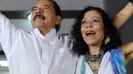 Daniel-Ortega-Rosario-Murillo