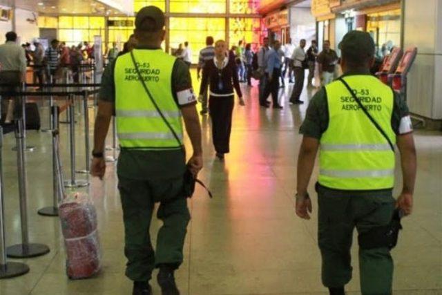 OEA - Dictadura de Nicolas Maduro Maiquetia.aeropuerto-640x427