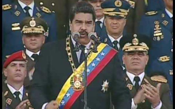 """Maduro: """"La calidad de vida de los venezolanos es de las mejores en el mundo"""""""