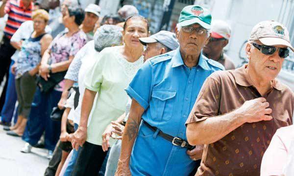 ¡Sorpresa para los pensionados! Mira la fecha que realizarán el pago del mes de octubre