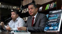 douglas rico responde a fugitivo La Piedrita Valentín Santana