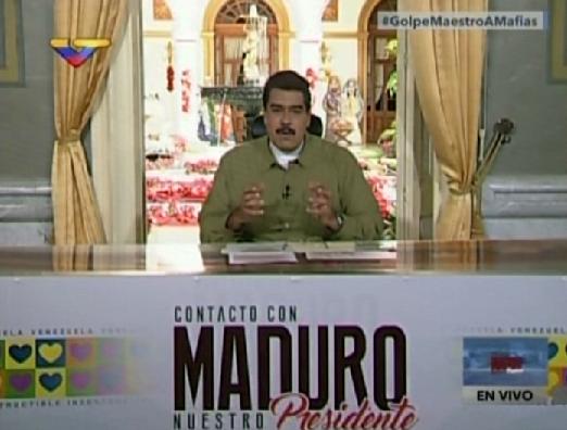 """Locura total: Maduro """"perdona"""" al dúo Chino & Nacho y les pide que regresen al país"""