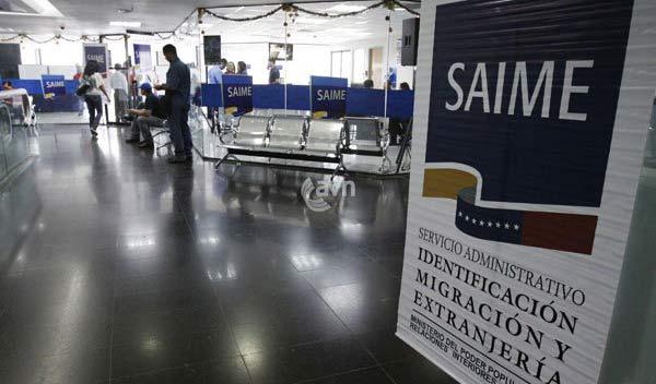 Entérese en cuánto tiempo el Saime entregará los pasaportes a partir de Marzo