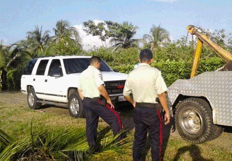 """Se pusieron a """"hacer cositas"""" en el carro y murieron afixiados en Zulia"""