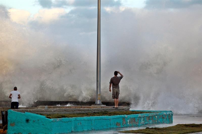 Se inundó Cuba (Fotos)
