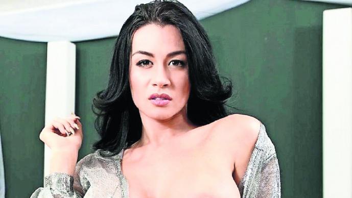 Lo que dijo Diosa Canales sobre el video íntimo de Yorgelys Delgado (Imágenes)