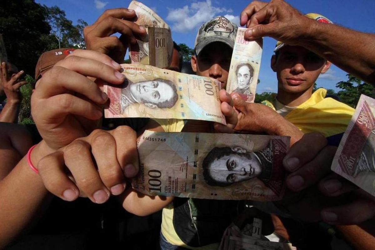 Comienza la cuenta regresiva para la desmonetización del billete de 100