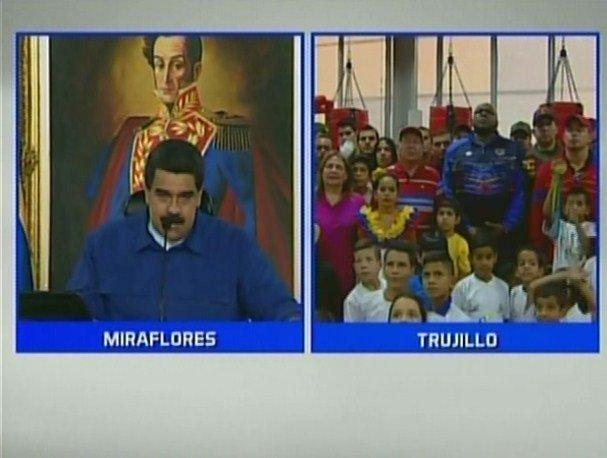"""La reacción en las redes tras Maduro crear el """"estado Valera"""""""