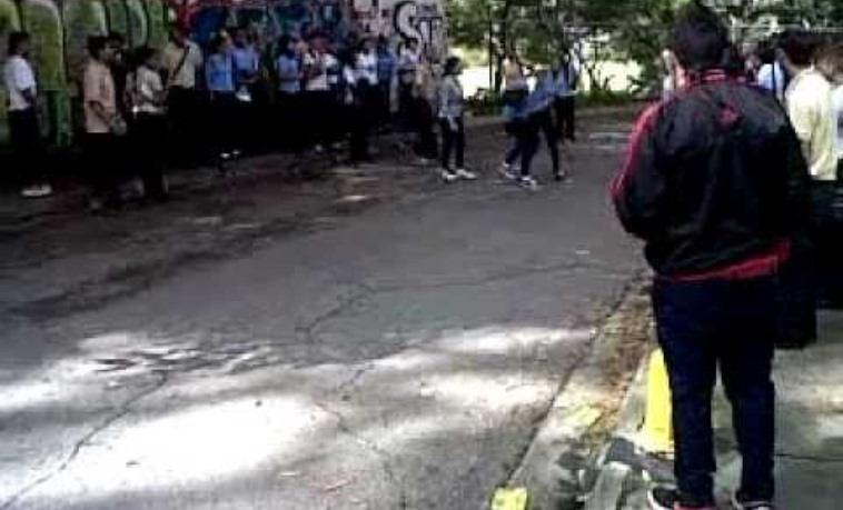 ¡Horror! Compañeras de clases mataron a golpes a estudiante embarazada en Caricuao